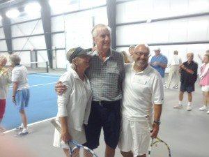 Salt Spring tennis