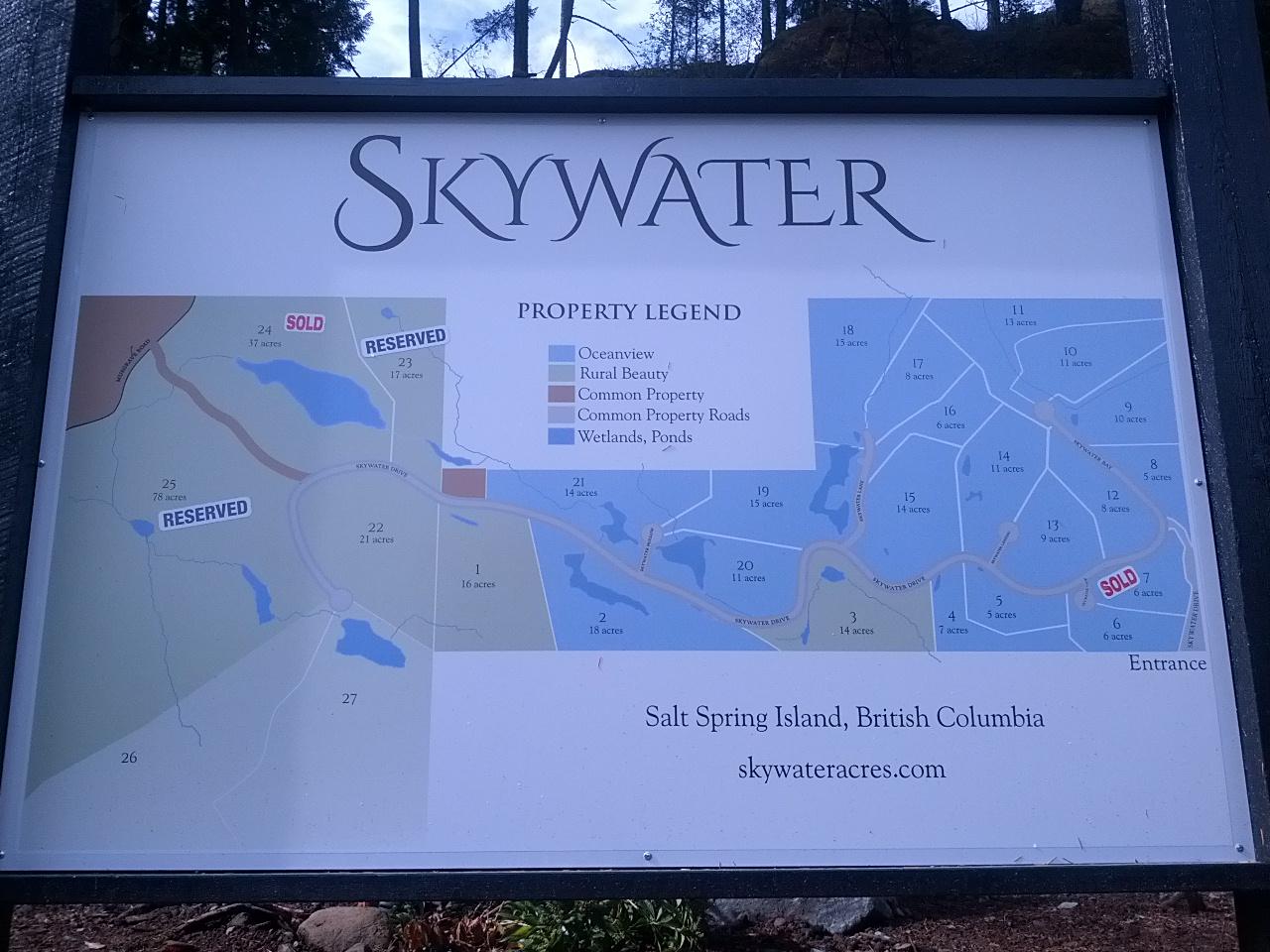 Skywater Salt Spring