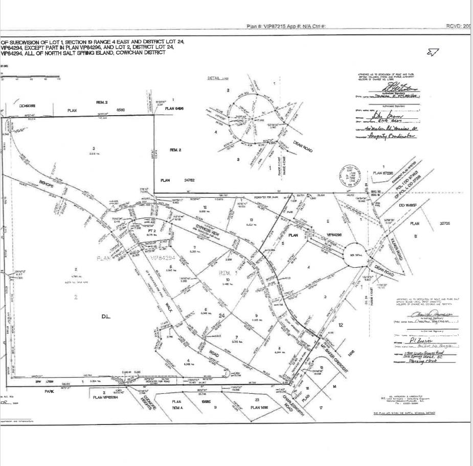 Bishops Walk Salt Spring Diagram Besides Tig Welder Schematic On Can Bus Light Circuit Freehold Lot Map