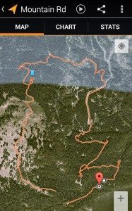 Mt Tuam route